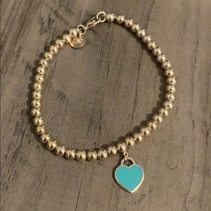 Tiffany & Co. Heart Bracelet